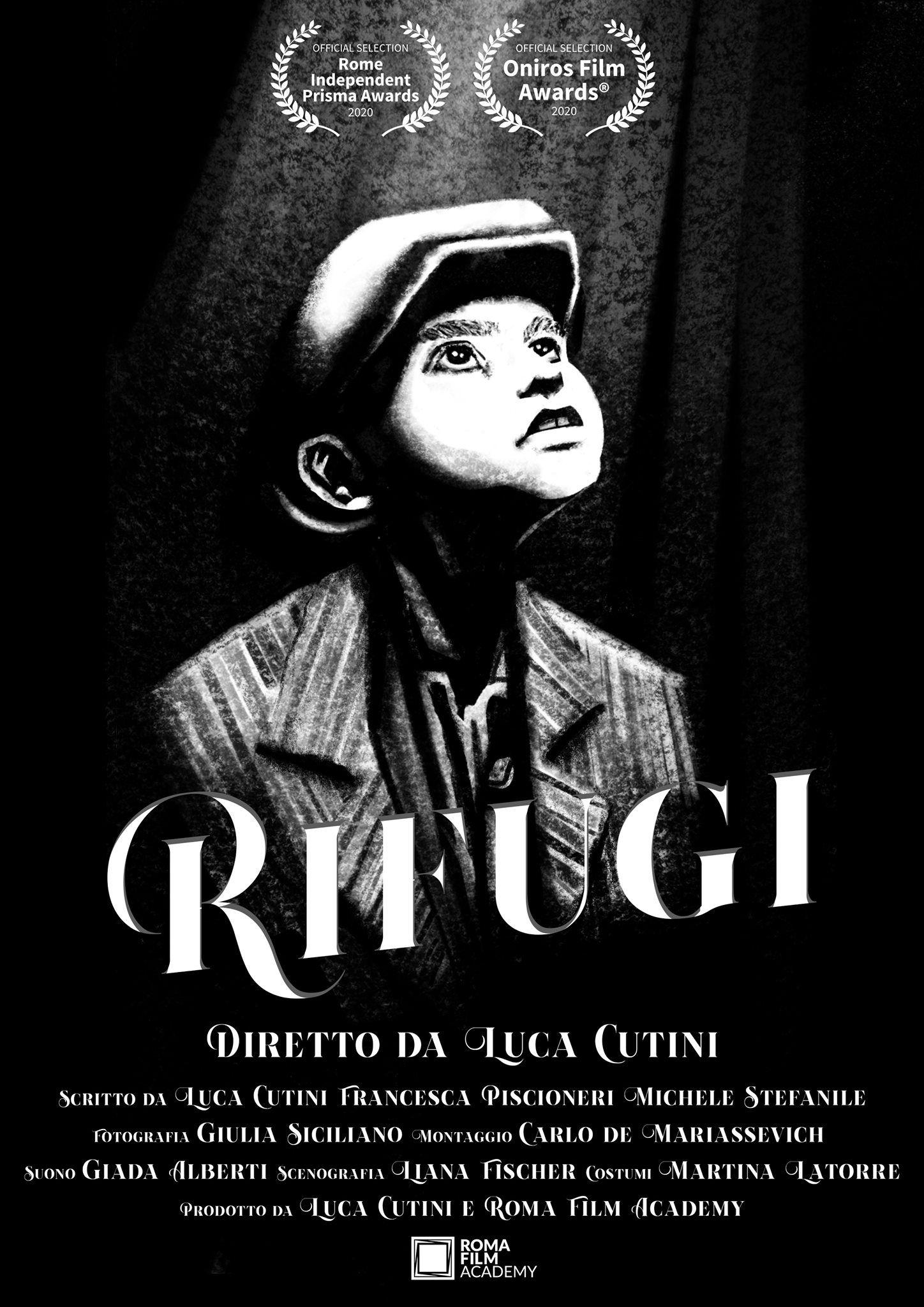 """Migliore Fotografia"" per ""Rifugi"" di Luca Cutini"