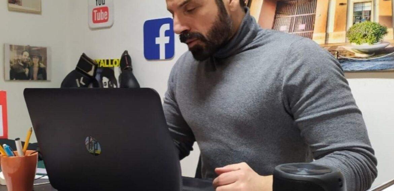 MIRKO ALIVERNINI, DOCENTE DEL CORSO SMARTPHONE VIDEOMAKING