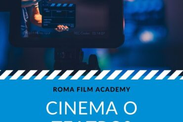 Recitazione cinematografica e teatrale