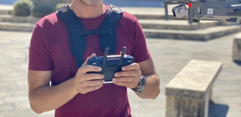 CLAUDIO RUOCCO, PILOTA ISTRUTTORE DI DRONI
