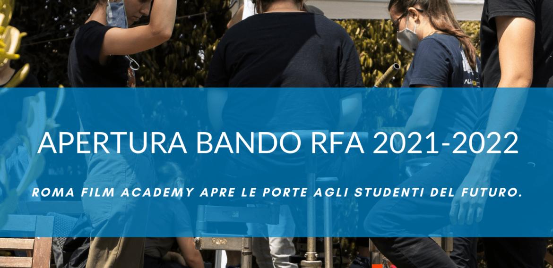 APERTURA BANDO ISCRIZIONI A.A 2021/22