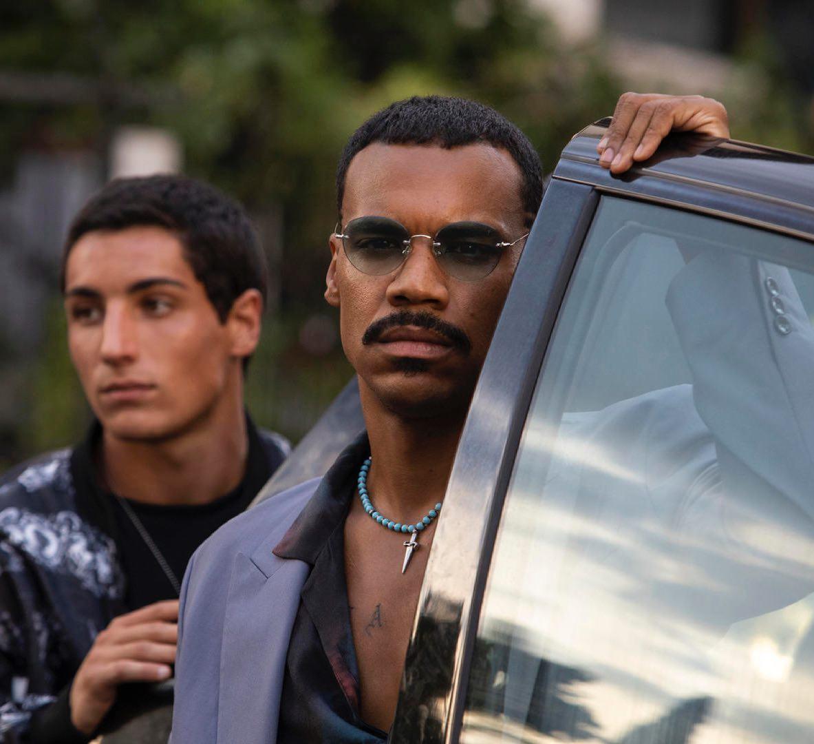 """Miguel Gobbo Diaz, il """"Rico"""" di Zero, serie originale Netflix"""